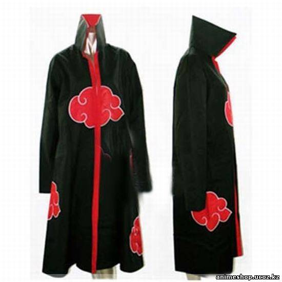 Clothing  shoes, womens clothing, costumes, cosplay costume, naruto, naruto cosplay, naruto, akatsuki konan, black